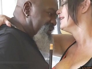 Curvy Cuckolding Wife Pounded By Black Bull