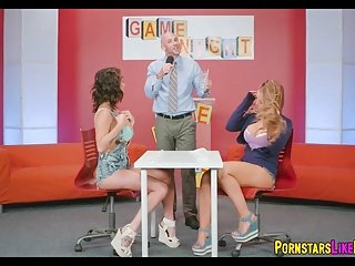 Gameshow make fun of energy